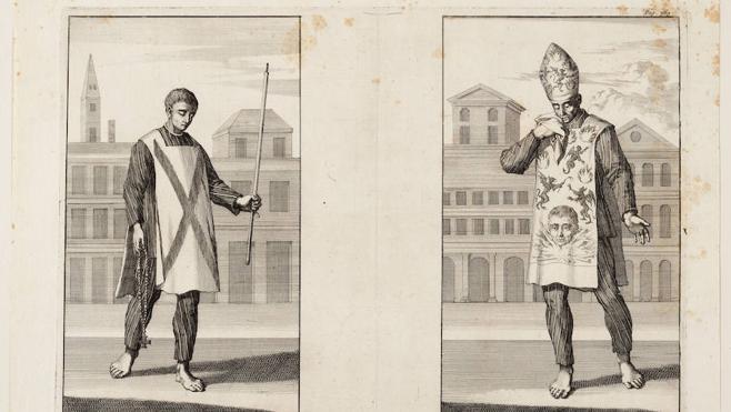 Así castigaba la Inquisición a los brujos en Málaga