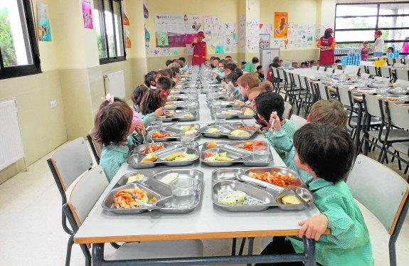 Los comedores escolares de Málaga mueven más de 18 millones cada año ...