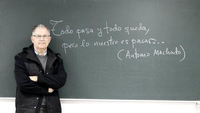 El Profe Que Hizo Amar La Literatura Diario Sur