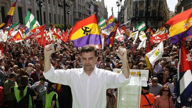 Los actos del 28F vuelven a incluir una gran manifestación en Sevilla