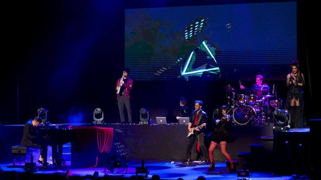 El espectáculo 'Music Has No Limits' agota las entradas en Málaga