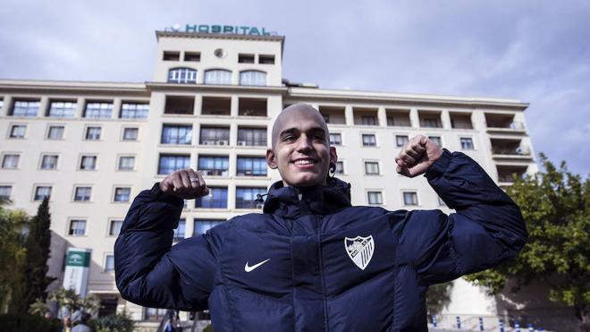 De la Torre propone que el Estadio de Atletismo Ciudad de Málaga lleve el nombre de Pablo Ráez