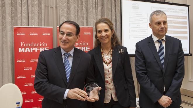 La CEM, reconocida por Fundación Mapfre por su compromiso con la integración laboral