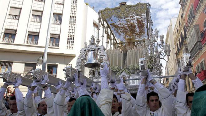Diez detalles por los que la Semana Santa de Málaga es única