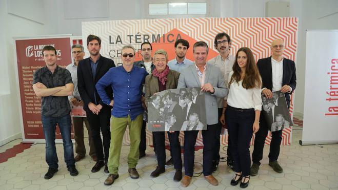 Ramón Fontseré, Aitana Sánchez Gijón y Estrella Morente, en la programación de La Térmica