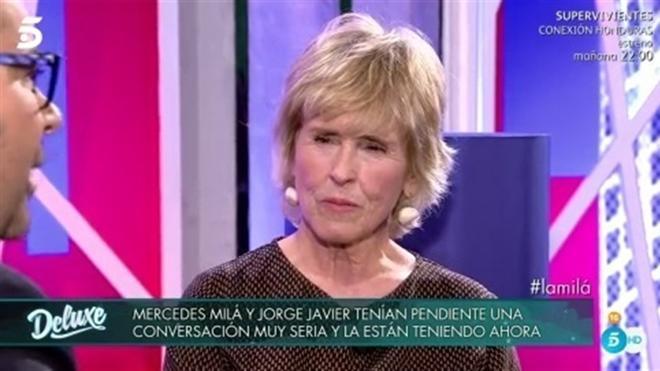 "Milá le recrimina a Jorge Javier su ""gran fallo"" en GH"