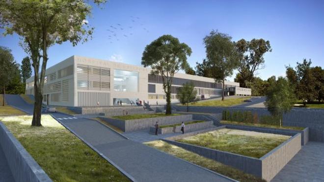 El Ayuntamiento de Estepona aprueba la contratación de las obras del CHARE por 15 millones