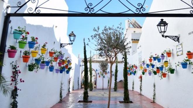 Estepona licitará la creación de una plaza entre las calles Miño y Montecillo