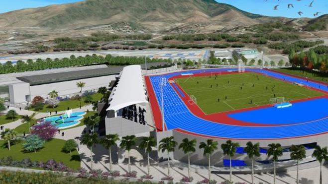 Estepona adjudica de nuevo por 6,1 millones las obras del estadio de atletismo