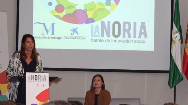 La Noria acogerá 23 nuevos proyectos de innovación financiados por la Caixa