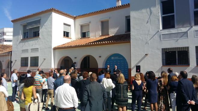 Aldeas Infantiles inaugura en El Palo su primer centro de día en Málaga