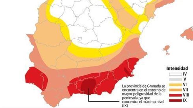 ¿Por qué hay tantos terremotos en Alhama de Granada?