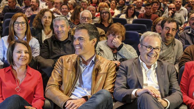 El acuerdo prima en la elección de los delegados para el congreso del PSOE