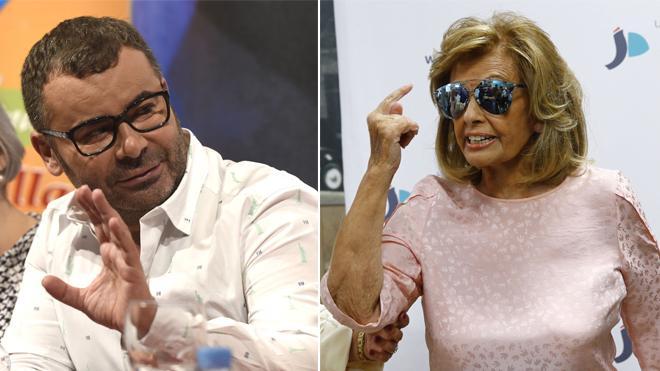 El cabreo de María Teresa Campos con Jorge Javier Vázquez por «humillar» a Bigote Arrocet