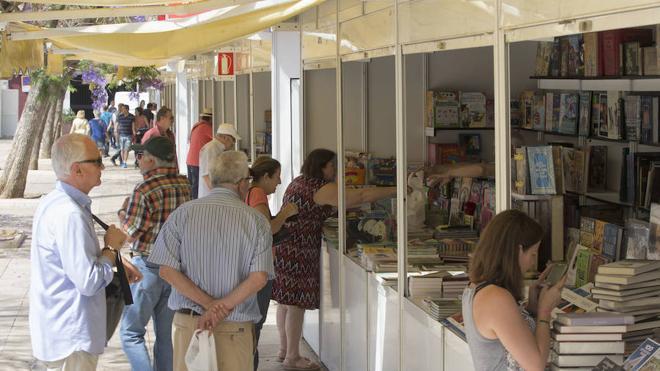 La Feria del Libro, en siete actos
