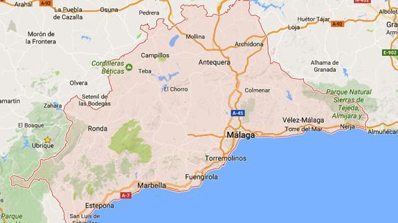 Aprobarías este test sobre geografía malagueña? | Diario Sur on map of italica, map of isla margarita, map of graysville, map of monchengladbach, map of andalucia, map of iruna, map of penedes, map of getxo, map of bizkaia, map of cudillero, map of costa de la luz, map of sagunto, map of venice marco polo, map of mount ephraim, map of marsala, map of puerto rico gran canaria, map of mutare, map of tampere, map of soria, map of macapa,
