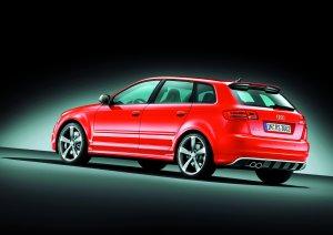 Audi RS 3 Sportback, de calle, pero con poderío