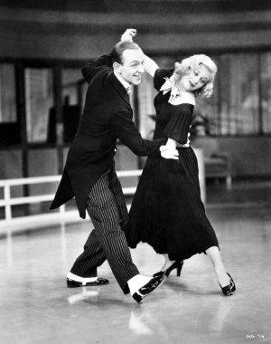 Bailando Con Ginger Rogers Diario Sur