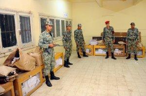 La fiebre democrática egipcia desborda el colegio de Mubarak