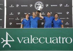 Seven Sevens ganó la Copa de Plata Valecuatro de Mediano Handicap