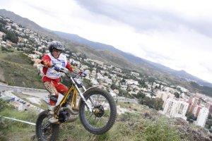 Enrique Romero conquista su séptimo Andaluz de Trial